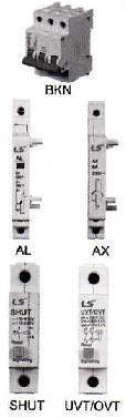 BKN|微型断路器(MCB)及其附件|LG