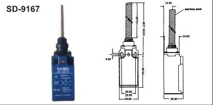 SAMD山电