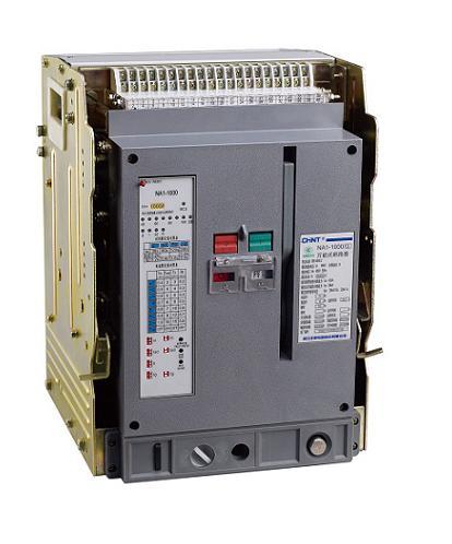 NA1-1000-200M/4电动抽屉万能式断路器,CHINT,正泰集团,上海伟柏国内一级代理