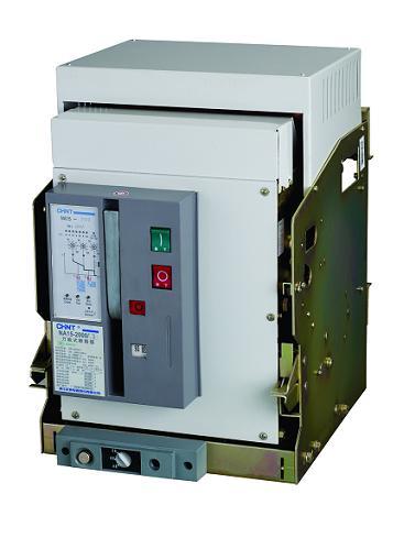 NA15-2000-2000M/3P 电动固定式 AC220V,CHINT正泰电器NA15系列智能型万能式断路器