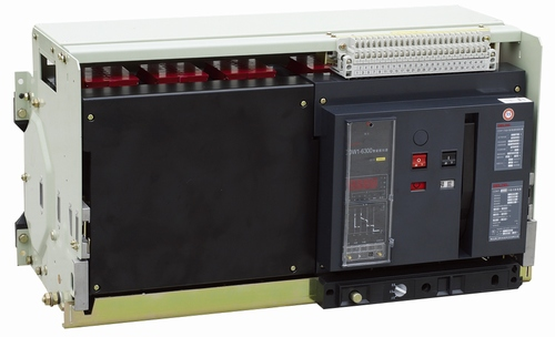 CDW1-2000 1250A 3P 固定式 AC380V 短延附,CDW1系列万能式断路器,DELIXI德力西