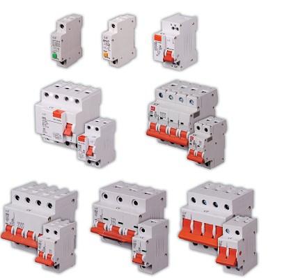 UVT/OVT 微型断路器(MCB)及其附件,韩国LG/LS产电,国内一级代理