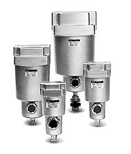 AW40K-04D-8,SMC AMH前置过滤器的微雾分离器