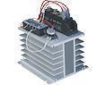 固态继电器,模块桥式整流器,散热器系列