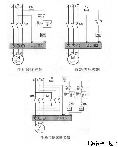 需控制直流类设备,(用于plc),须选用晶体管输出类电动机保护器.