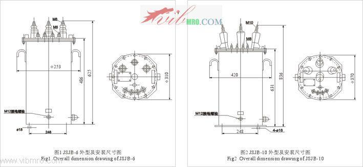 jsjb-3,6,10电压互感器