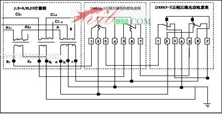 jls-6电压互感器