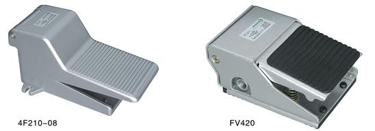 fv420,脚踏阀,easun亿日气动方向控制阀图片